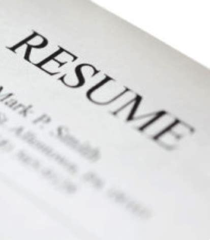 Comments to put on a resume
